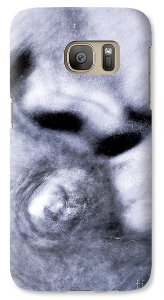 Galaxy Case featuring the photograph  Abstract by Odon Czintos