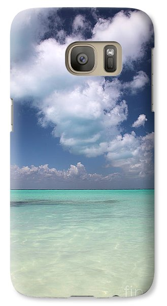 Galaxy Case featuring the photograph  Cloud by Milena Boeva