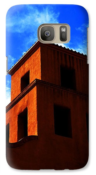Galaxy Case featuring the photograph  Santuario De Guadalupe by Susanne Still