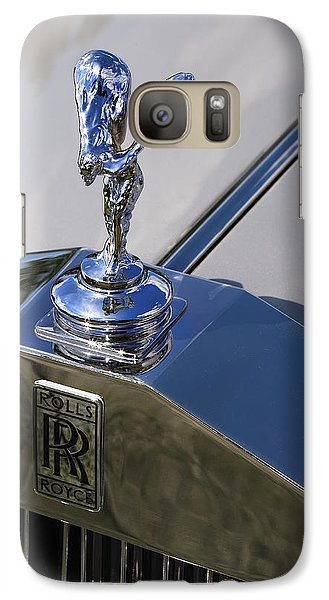 Galaxy Case featuring the photograph 1965 Rolls Royce Silver Cloud IIi Mpw Coupe by Gordon Dean II
