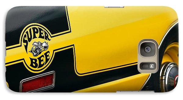 Galaxy Case featuring the photograph 1970 Dodge Coronet Super Bee by Gordon Dean II