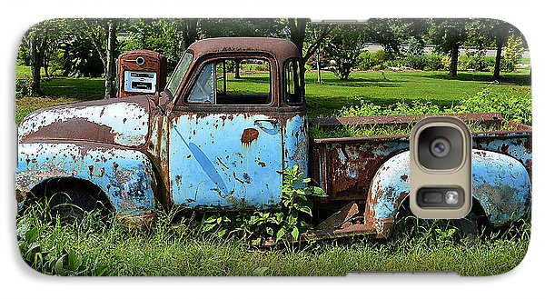 Galaxy Case featuring the photograph '48 Chevy by Paul Mashburn
