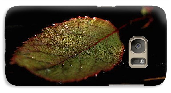 Galaxy Case featuring the photograph Changes by Marija Djedovic