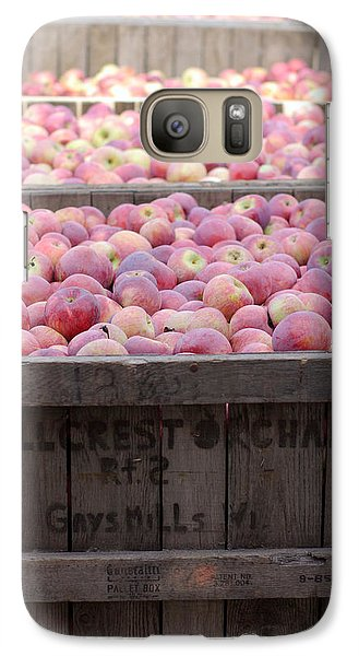 Galaxy Case featuring the photograph Bountiful by Linda Mishler