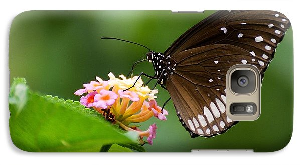 Galaxy Case featuring the photograph Butterfly by Fotosas Photography