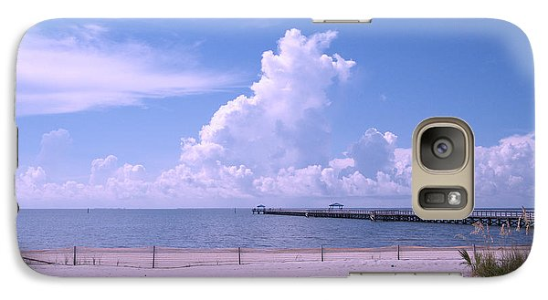 Galaxy Case featuring the photograph Calming View by Brian Wright