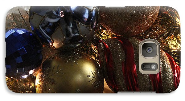 Galaxy Case featuring the photograph Christmas Decoration by Ivete Basso Photography