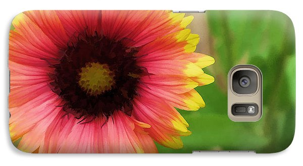 Galaxy Case featuring the photograph Enough Of The Flowers by John Crothers