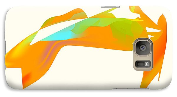 Galaxy Case featuring the digital art Falcon Pond by Kevin McLaughlin