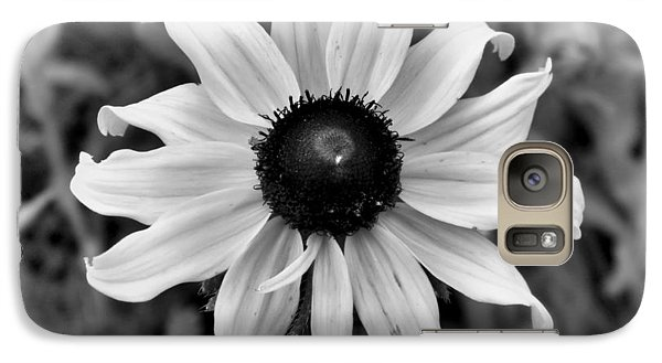 Galaxy Case featuring the photograph Flower by Brian Hughes