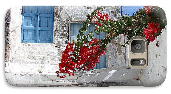 Galaxy Case featuring the photograph Greece by Milena Boeva