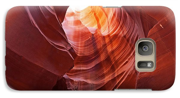 Galaxy Case featuring the photograph Looking Up by Bob and Nancy Kendrick