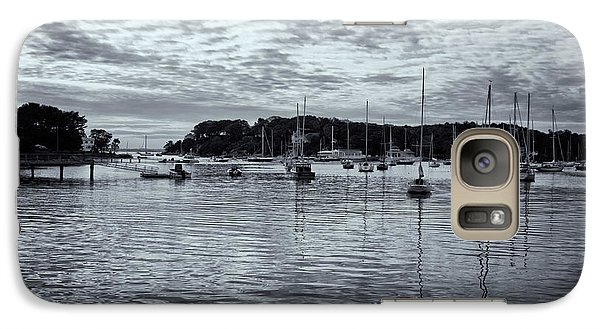 Galaxy Case featuring the photograph Manchester Cove by Tom Singleton