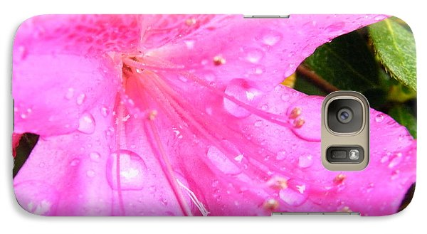 Galaxy Case featuring the photograph Morning Dew by Brian Wright