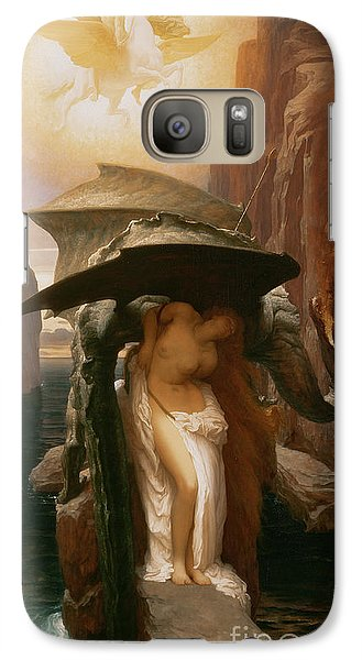 Perseus And Andromeda Galaxy S7 Case by Frederic Leighton