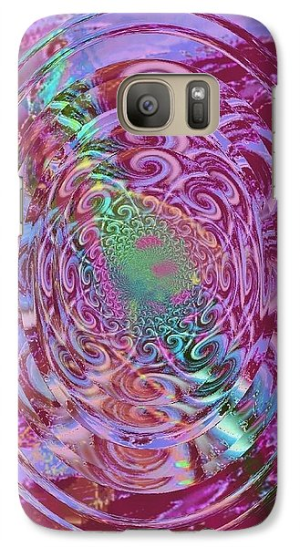 Galaxy Case featuring the photograph Power Of Mind by Rogerio Mariani