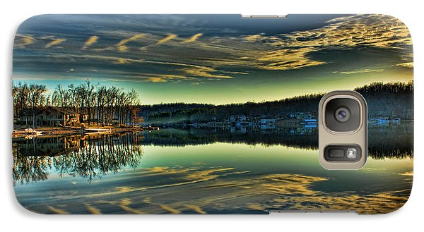 Galaxy Case featuring the photograph Reflection by Rick Friedle
