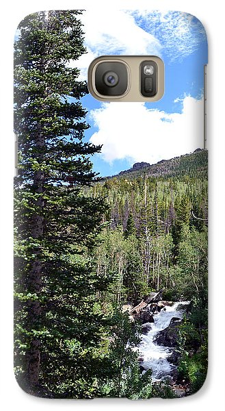 Galaxy Case featuring the photograph Rocky Mountain National Park2 by Zawhaus Photography