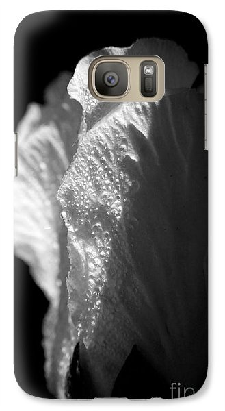 Galaxy Case featuring the photograph Rose Of Sharon by Jeannette Hunt