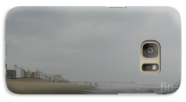 Galaxy Case featuring the photograph Solitude by Nancy Dole McGuigan