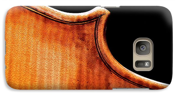 Galaxy Case featuring the photograph Stradivarius Back Corner by Endre Balogh