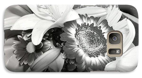 Galaxy Case featuring the photograph Subterranean Memories 7 by Lenore Senior