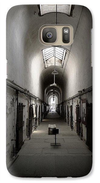 Galaxy Case featuring the photograph Sweet Home Penitentiary by Richard Reeve
