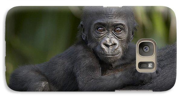 Western Lowland Gorilla Gorilla Gorilla Galaxy S7 Case by San Diego Zoo