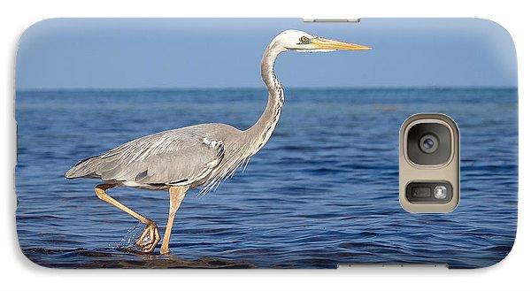 Wurdemann's Heron Galaxy S7 Case