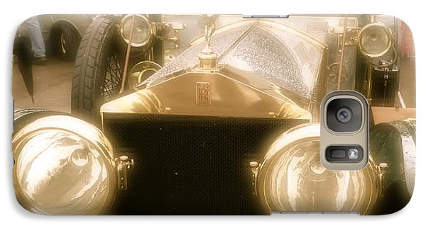 Galaxy Case featuring the photograph 1920s Rolls Royce Detail by John Colley
