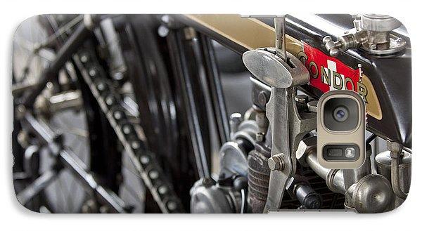Condor Galaxy S7 Case - 1923 Condor Motorcycle by Jill Reger