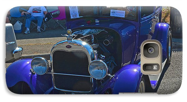 Galaxy Case featuring the photograph 1929 Ford Model A by Tikvah's Hope