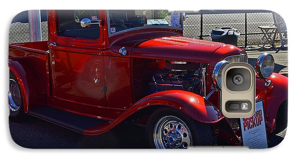 Galaxy Case featuring the photograph 1932 Ford Pick Up by Tikvah's Hope