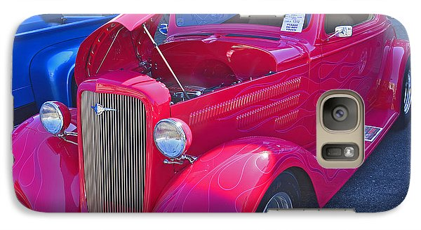 Galaxy Case featuring the photograph 1934 Chevy Coupe by Tikvah's Hope
