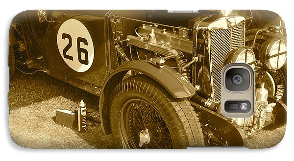 Galaxy Case featuring the photograph 1934 Mg N-type by John Colley