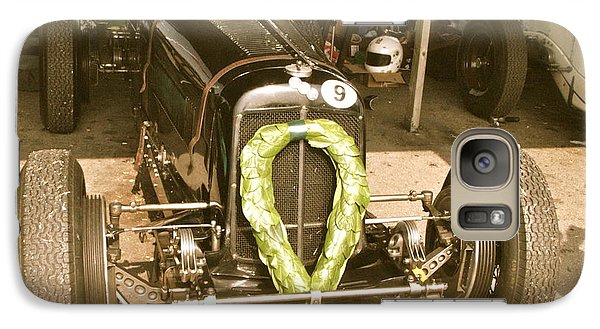 Galaxy Case featuring the photograph 1936 Era B-type R10b by John Colley
