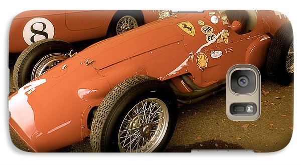 Galaxy Case featuring the photograph 1952 Ferrari 500 625 by John Colley