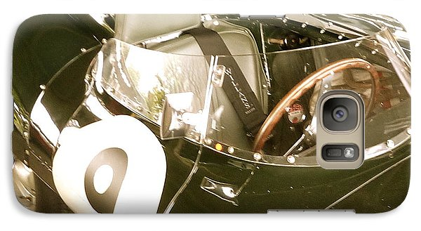 Galaxy Case featuring the photograph 1955 Jaguar D Type by John Colley