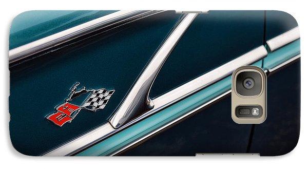 Galaxy Case featuring the photograph 1958 Chevrolet Bel Air by Gordon Dean II