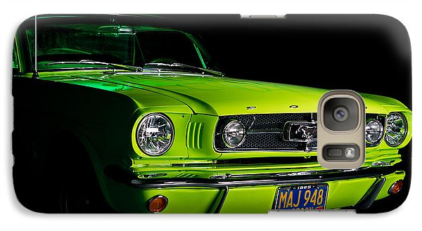 Galaxy Case featuring the photograph 1965 Ford Mustang by Jim Boardman