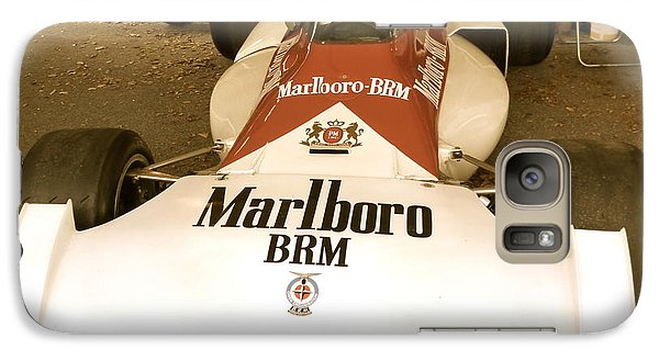 Galaxy Case featuring the photograph 1971 Brm P160 Formula 1 Grand Prix Car by John Colley