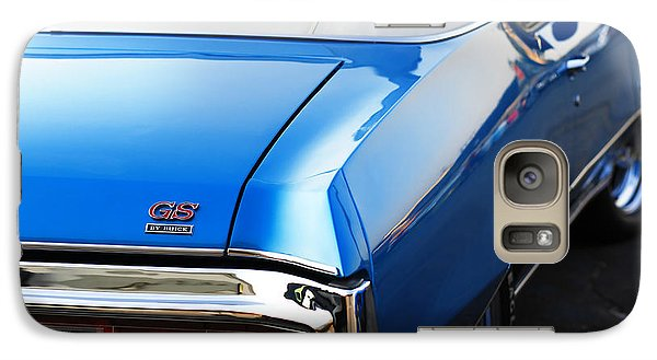 Galaxy Case featuring the photograph 1971 Buick Gs by Gordon Dean II