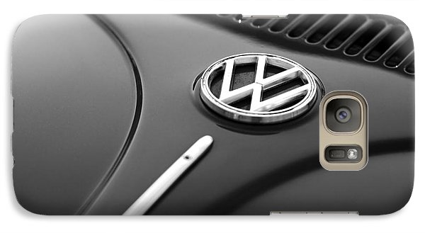 Galaxy Case featuring the photograph 1973 Volkswagen Beetle by Gordon Dean II