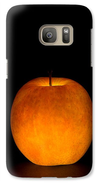 Galaxy Case featuring the photograph Apple by Michael Dorn