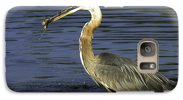Galaxy Case featuring the photograph 2 For 1 Dinner Special by Clayton Bruster
