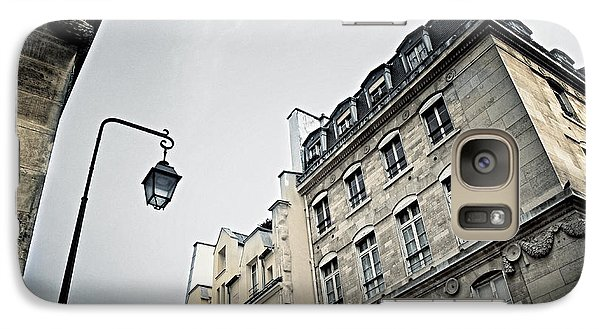 Paris Street Galaxy S7 Case by Elena Elisseeva