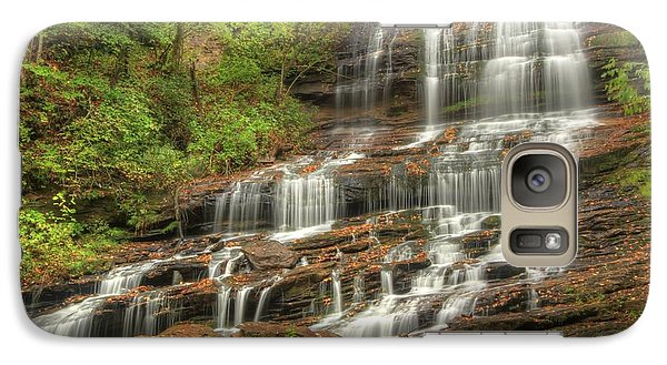 Galaxy Case featuring the photograph Pearson's Falls - Summer by Doug McPherson