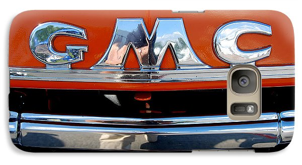 Galaxy Case featuring the photograph '49 G M C by John Schneider