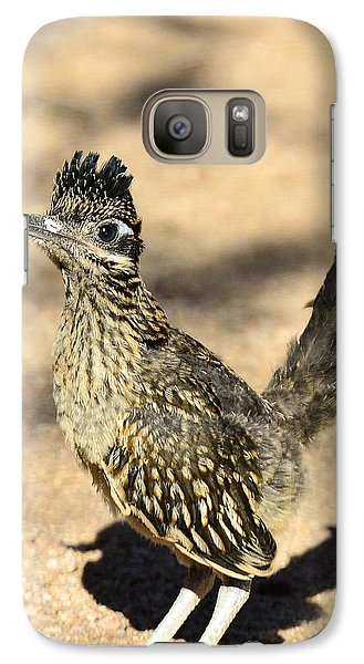 A Baby Roadrunner  Galaxy S7 Case
