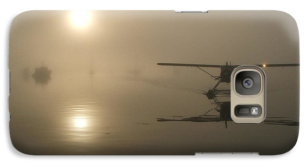 Galaxy Case featuring the photograph A Bad Day For Flying  by Mark Alan Perry